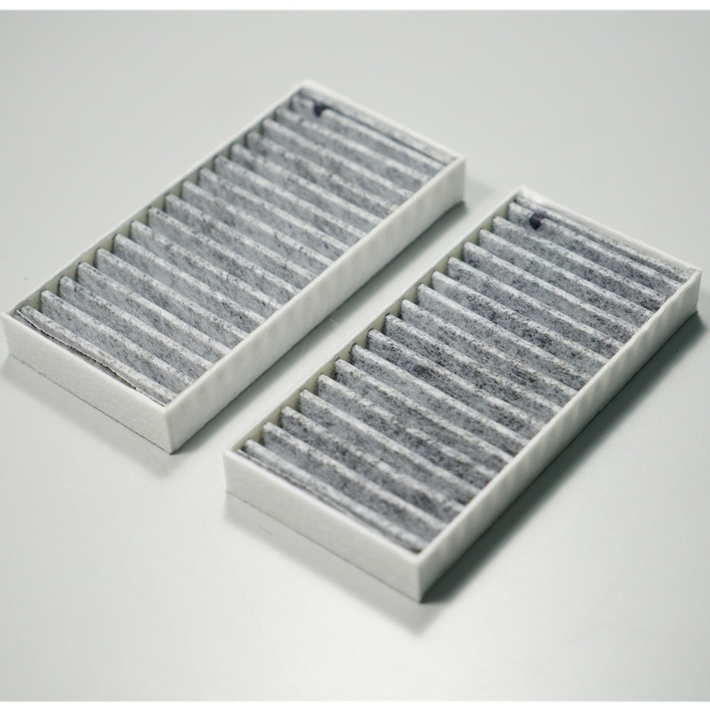 2Pcs Cabin Air Filter For 11-16 Jeep Wrangler /& Wrangler Unlimited 55111302AA