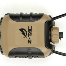 Z-TAC Тактический Z4OPS классический PTT Lite Edition аксессуар для гарнитуры Silynx PTT V1 двухканальный переговорный гарнитур для охоты Z118