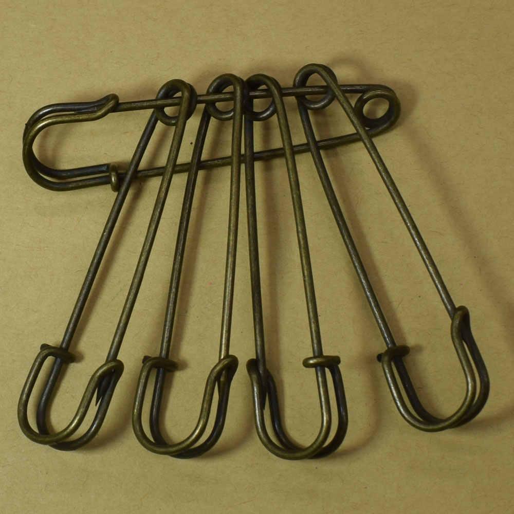 5 sztuk żelaza Kilt Pins bezpieczne agrafki ze stali nierdzewnej DIY Craft dodatki do odzieży dostarcza DIY Handmade krawiectwo narzędzia