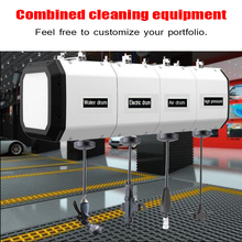 Car Washing Equipment,, Water Hose, Electric Hose Water And Gas Mixing Hose, High Pressure Water Combination Hose