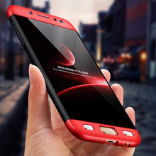 For Samsung J7 2017 Case Full Protection Case Ultra Thin Hard PC Plastic Case For Samsung Galaxy J7 J730 2017 Eurasian Version