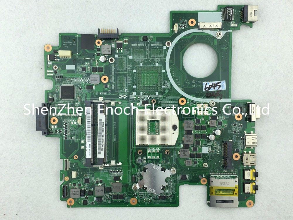 DA0ZRJMB8C0 for Acer travelmate 5760 laptop motherboard integrated intel HD graphic, stock No.999