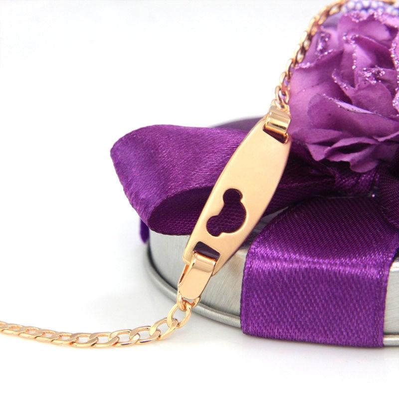 16.5CM Ποντίκια προσώπου Βραχιόλι μωρού - Κοσμήματα μόδας - Φωτογραφία 4