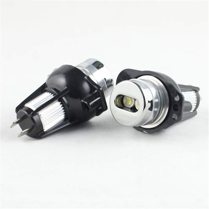 Rockeybright E90 E91 12W LED Angel Eyes Marker Bombillas para E90 E91 - Luces del coche - foto 6