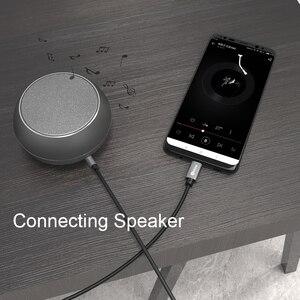 Image 5 - Biaze USB Typ C Auto AUX Audio Kabel zu 3,5mm Jack Weibliche Lautsprecher Kabel Für Kopfhörer Headset AUX Cord für Xiaomi Huawei Samsung