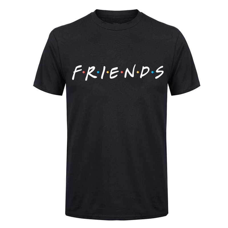 LUSLOS  The Classic TV series of FRIENDS T-Shirt Tee Custom Shirt Friends Show Gift Quotes