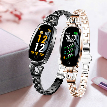 "2019 Pedometer Women Smart Watch 0.96"" OLED Heart Rate Blood Pressure Monitor Fitness Tracker Bluetooth Relogio Smartwatch Men"