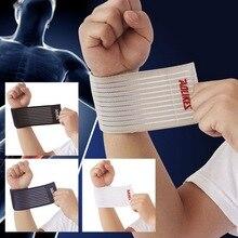 Aolikes бинт запястья рук wrap ремешок эластичный наручные поддержка фитнес браслет