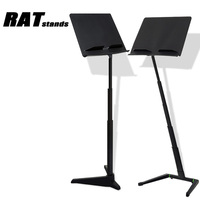 Portable Foldable Sheet Music Stand Automatic Lock Adjustable Holder Folding for Violin Piano Guitar Performance Musical Stands