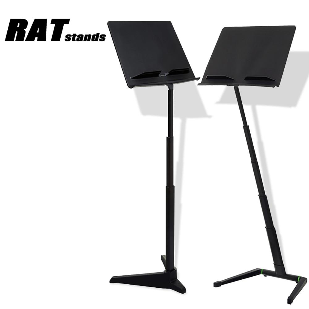Support réglable pliable portatif de serrure de support de musique de feuille se pliant pour des supports musicaux de représentation de guitare de Piano de violon