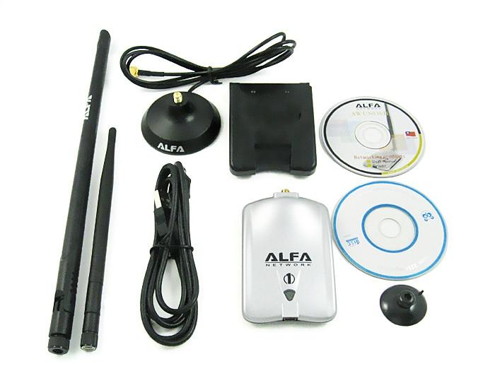 Alfa Wifi Adapter