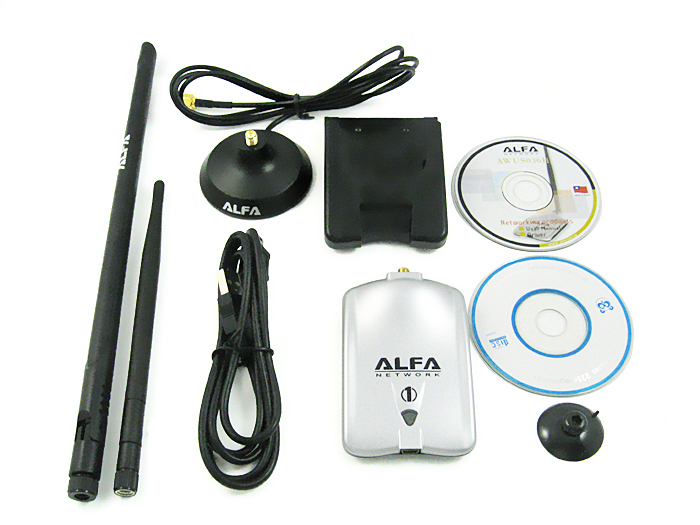 Alfa long range wifi antenna