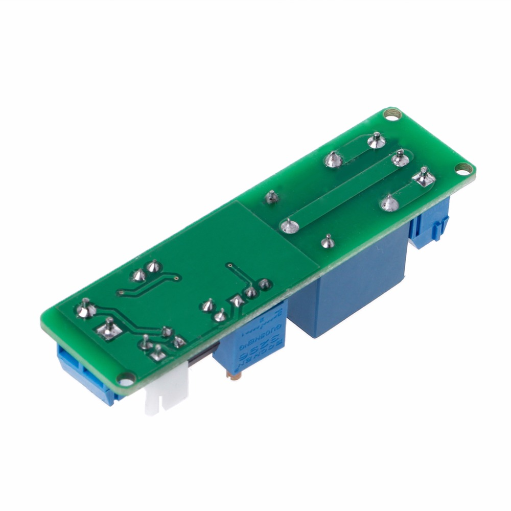 DC 12V Timing Timer Delay Turn OFF Switch Relay Module 1~10s Adjustable Power Supplies Pakistan