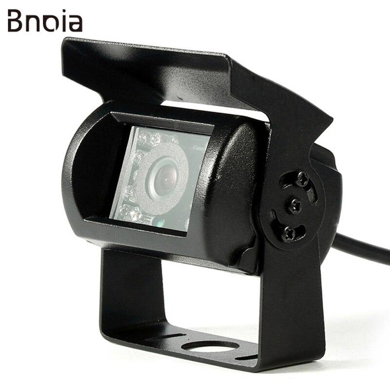 12 24v 18 IR LED Car Rear View Camera Backup Reversing Parking Rearview Cam Night Vision