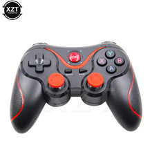 1pcs Wireless Joystick Smart Game Controller Bluetooth 3.0 Android Gamepad for Android phones tablets PC hot sale(China)