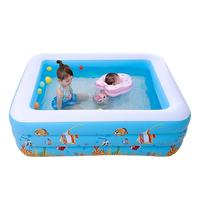 Inflatable Baby Swimming Pool Piscina Portable Outdoor Children Basin Bathtub Kids Pool Baby Swimming Pool Water