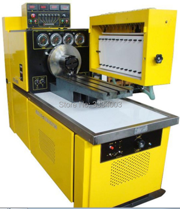 AM-ETS619 Diesel Fuel Injection Pump Test Bench with digital controller