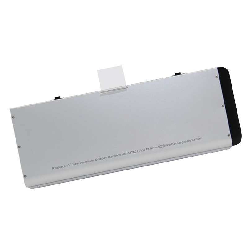 New Battery for Apple A1278 A1280 Macbook 13 Inch 2008 Version 12 Months Warranty Li ion