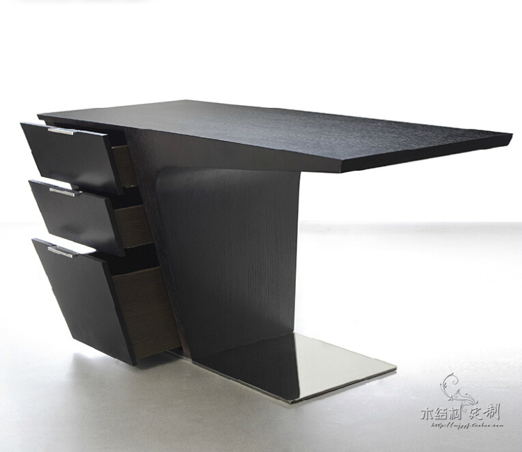 office table design. Unique Office Elegant L Shape Leather Modern Executive Desk Office Table Design On  Aliexpresscom  Alibaba Group With
