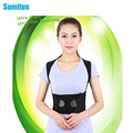 1 Pcs Belly Sweat Belt Posture Brace Shoulder Back Support Back Posture Corrector Men Shoulder Posture Corset 2016 Hot Sale C776