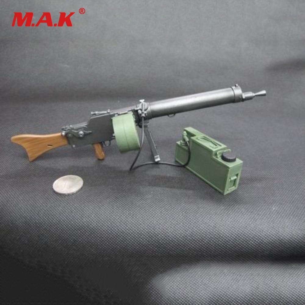 1/6 Scale German MG0815 Machine Gun Model  Water Cooled Rifle Weapon F 12'' Figures 1 mg 6 в н новгороде