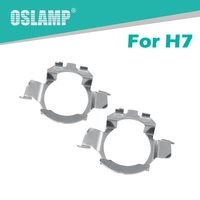 Oslamp Special Designed For H7 LED Headlight Bulbs Conversion Adapter Holder For BMW AUDI NISSAN VW