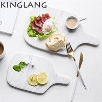 Cao Đá Cẩm Thạch chất lượng bộ đồ ăn gốm phục vụ khay, nhà món ăn, phương tây tấm ban Bánh Mì Siêu sản phẩm chất lượng