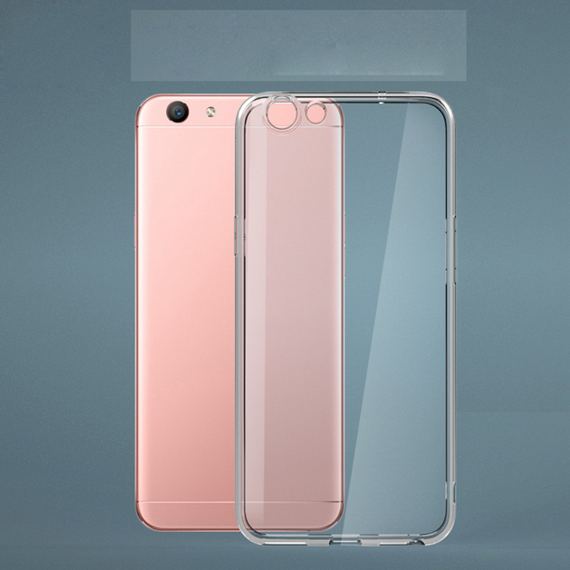10 PCS Slim Cover Clear Soft TPU Case For OPPO R2017 R3007 R3 R7007 R5 R6007 R7 R8007 R1S R831S R8207 R1C Find7 X9007 Find 7
