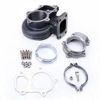 Kinugawa Turbo turbina Kit de carcasa de AR.63 Trim 84 T3 5 tornillo w/V Adaptador de banda para Garrett GT30 GTX30 kit kits bolt kit kit bolt -