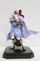 Japan Anime One Piece Figure The Duke Of Dogs PVC 17CM Collection Model Toy One Piece