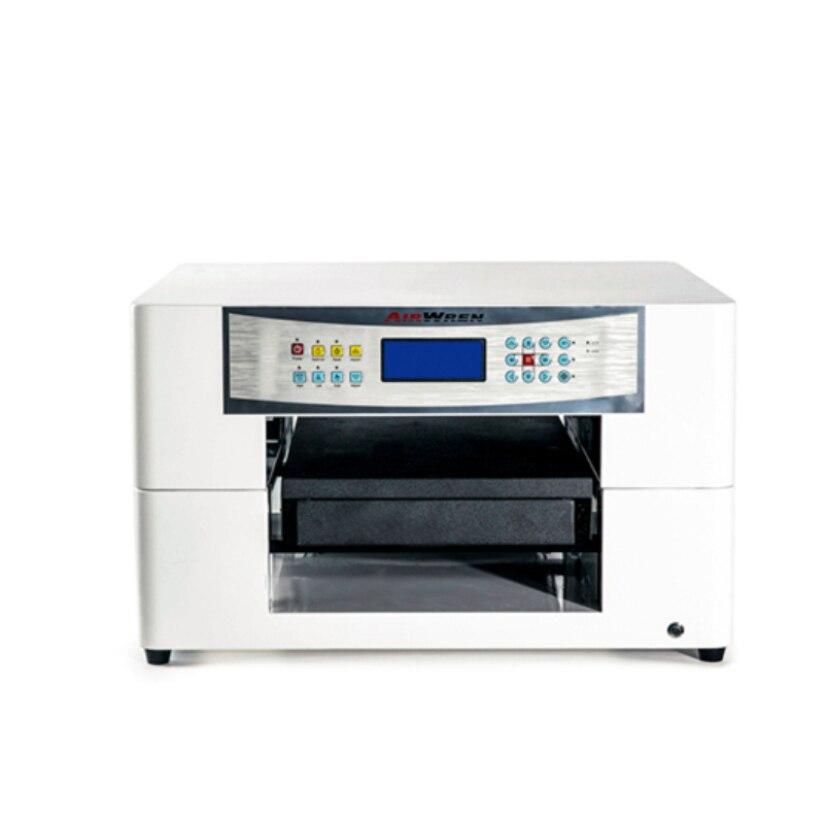 New Design Fashion Style Uv Printer Inkjet Printer UV Printing Machine AR-LED Mini4