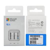 Refill Tip Set For Microsoft Surface Pro 4 Stylus Touch Pen RJ3 00004 2H HB B