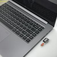 BaseQi For Xiaomi Pro 15 Aluminum MiniDrive Micro SD Card Reader Model 850A Memory Card Adapter