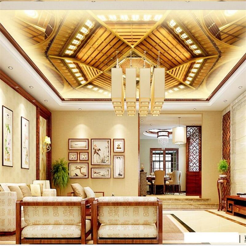Home Design 3d Vs Home Design 3d Gold: Beibehang Custom Photo Wallpaper 3d Gold Palace Three