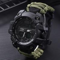 Shock Sport Watches Big Dial Quartz Digital Military Waterproof Men Wristwatches Male Clocks Men's Watch Deportivos Reloj Hombre