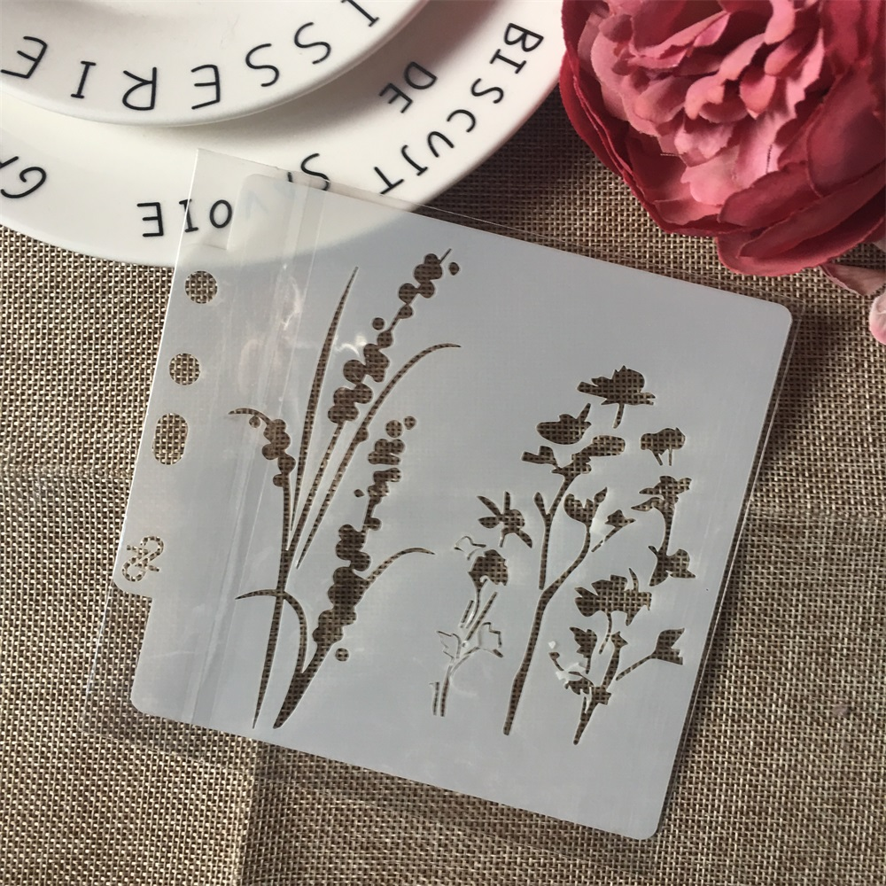 cup layering stencils for walls painting scrapbook stamping stamp album-decor TK