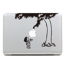 fashion removable DIY fashion under the big tree tablet and laptop sticker for you tablet computer and notebook air 205*270mm