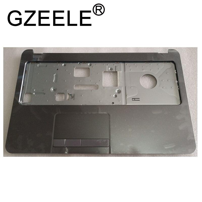"New For HP 15-G 15-R 250 255 256 G3 series 15.6/"" Top Upper Pamlrest Case Silver"