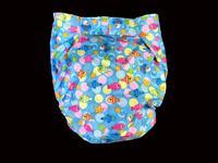 Hai'an reusable adult urinary incontinence diaper Starfish blue #MPM01 9