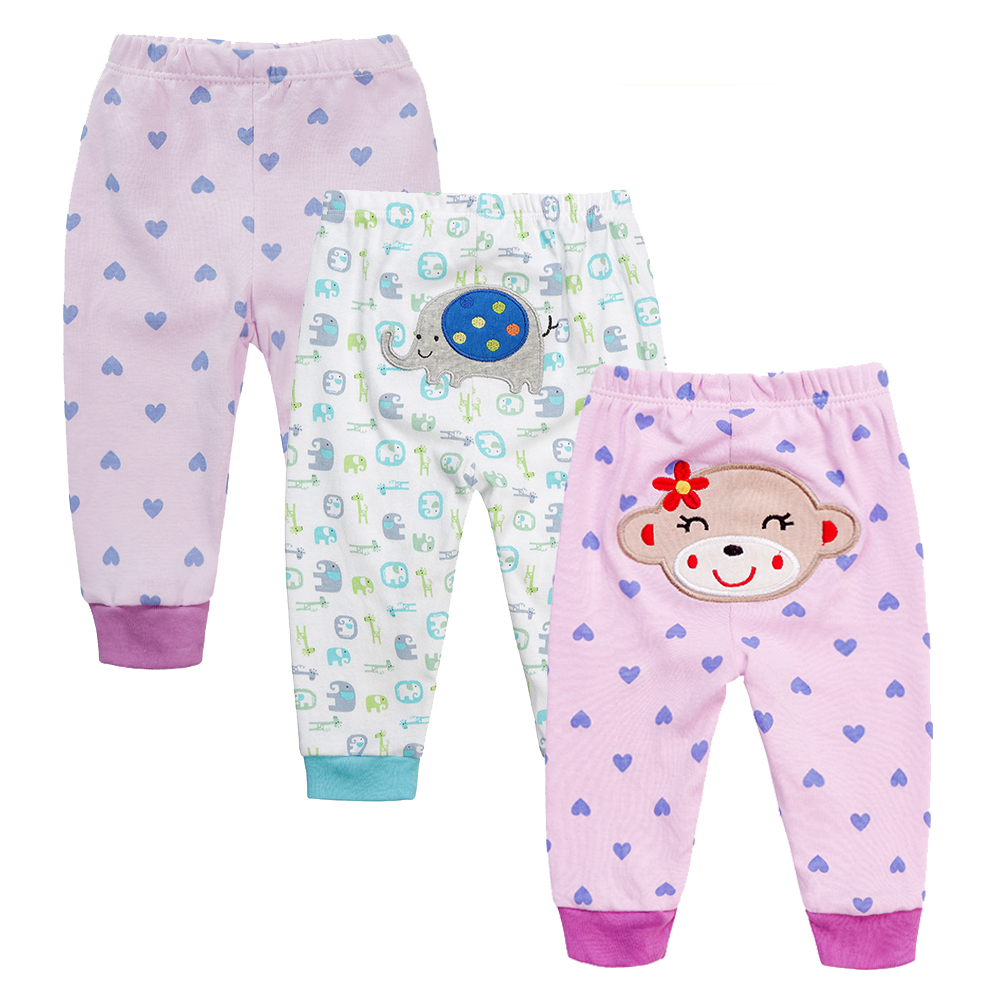 Baby Boys Girls Pants Kids Clothing Cotton Baby Long ...