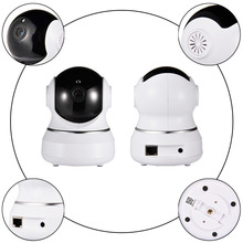 Wireless Sleeping Monitor Camera with Night Vision
