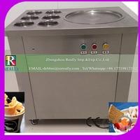 Pan Ice cream Frying Machine Yoghourt Fried Machine Fried Ice Machine