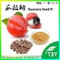 Высокое качество травяной экстракт Гуараны порошок капсулы 500 мг * 50 шт.