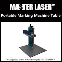 1064nm Fiber Laser Marking Engraving Machine Case Portable Cabinet