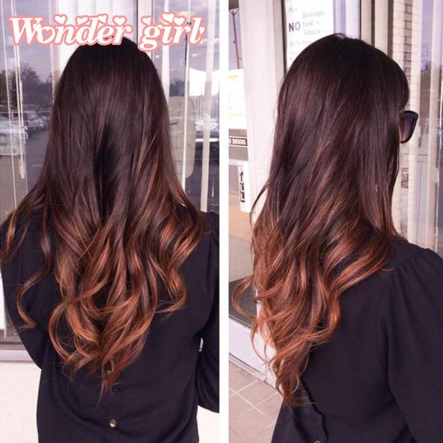 Malaysian Virgin Hair Body Wave 3pcs Black And Burgundy Ombre Hair