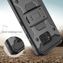 Rugged Armor Shockproof Phone Cases for Samsung Galaxy S8 S8Plus
