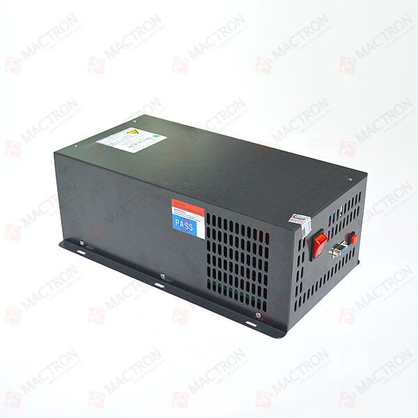 80w Laser Power Supply Special For Yueming  Laser Cutting and Engraving Machine high voltage flyback laser power transformer for yueming laser power supply