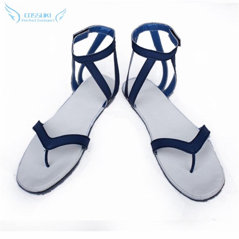 Dimension W Kyouma Mabuchi Cosplay Shoes Boots Professional Handmade Perfect Custom for You