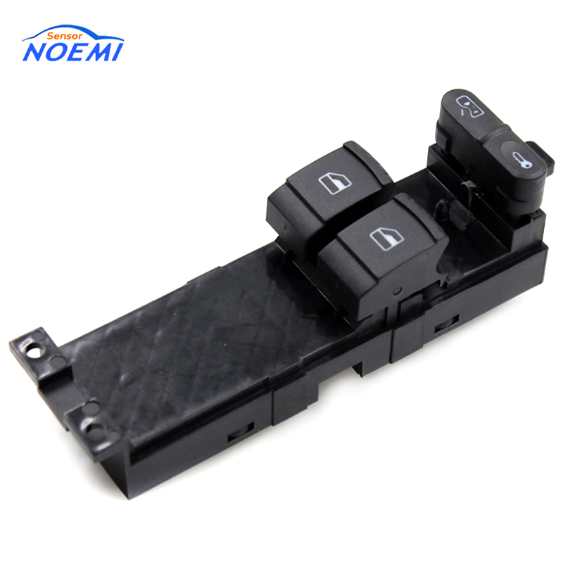 YAOPEI 1J3959857 Best Quality Power Window Control Switch For skoda fabia octavia VW Golf MK4 2 Door 1J3 959 857 speedwow electric master window switch for skoda fabia 6y skoda octavia a4 1u 1999 2009 vw golf 1999 2005 1j3959857a