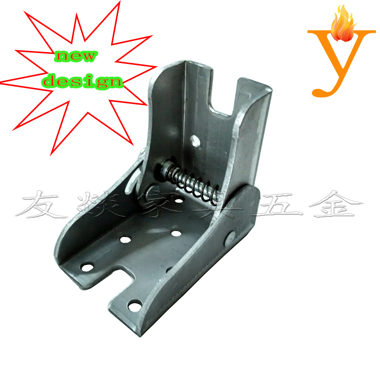 Furniture Hinge 90 Degree Folding Mechanism For Sofa Bed